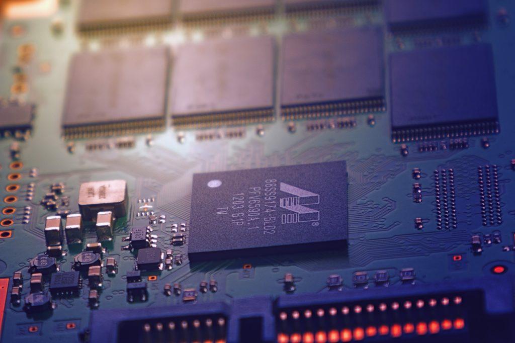 pcba with mobile processor