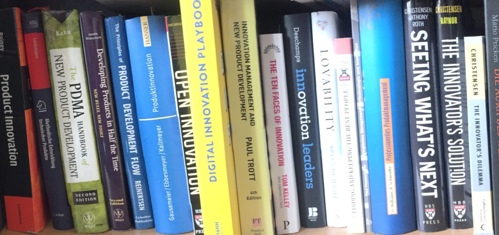 innovation bookshelf