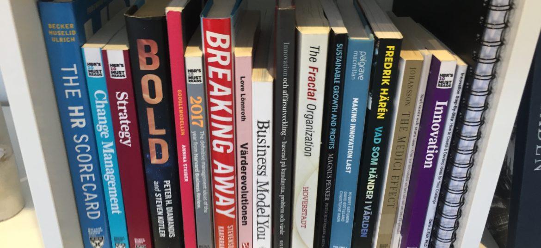 innovation bookshelf