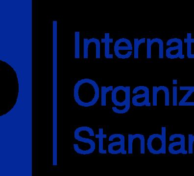 ISO standards logo