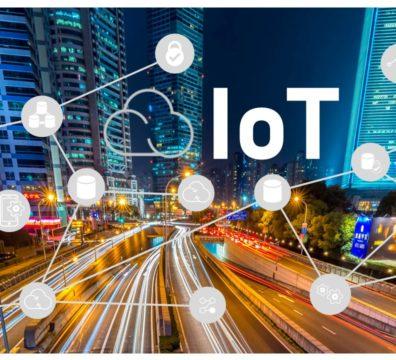 smart city iot network